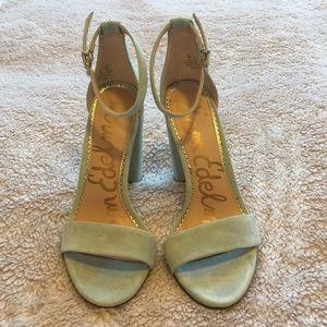 98e2e3275 Sam Edelman Shoes - NWOT Sam Edelman Yaro Heel (Amalfi Blue)